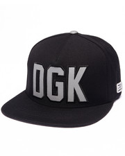 DGK - Rough Snapback Cap