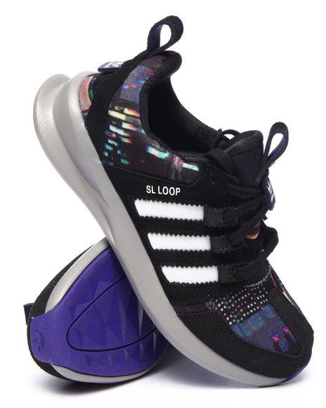 Ur-ID 216347 Adidas - Women Black S L Loop Runner Tokyo Sneakers
