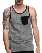Men - Digi High Def Tank Top