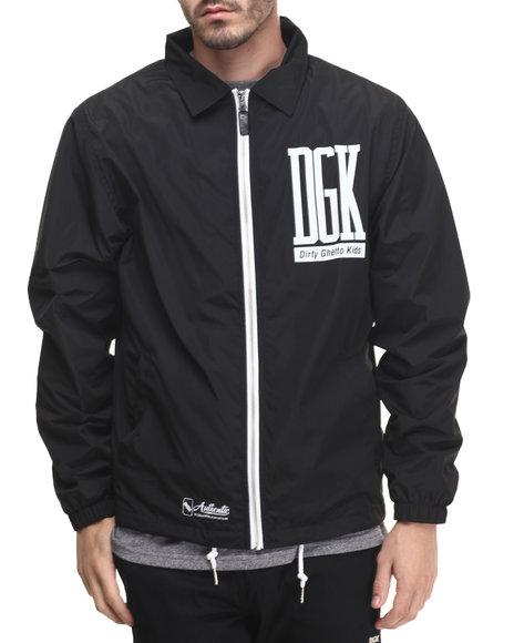 Dgk Black Hoodies