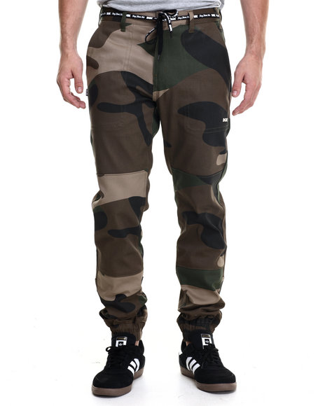 Ur-ID 216392 DGK - Men Camo Jogger Pants