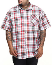 Ecko - Julius S/S Button-Down (B&T)