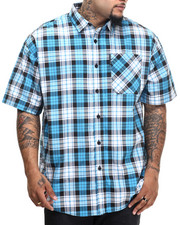 Ecko - Dewarz S/S Button-Down (B&T)