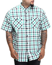 Ecko - Lawsonz S/S Button-Down (B&T)