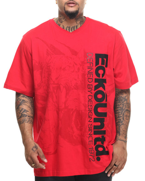Ecko - Men Red Animal S/S T-Shirt (B&T)