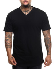 Big & Tall - V - Neck S/S Tee (B&T)
