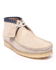 Shoes - Wallabee Boots