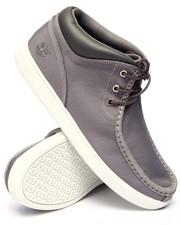 Footwear - Groveton Canvas Moc Toe Chukka