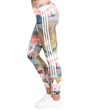 Adidas - Farm Sunset 3-stripes Leggings