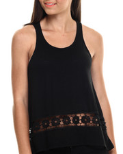 Fashion Lab - Trapeze Tank Jersey