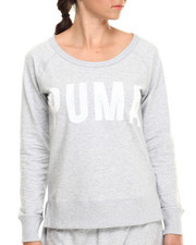 Women - Logo Crewneck Sweatshirt