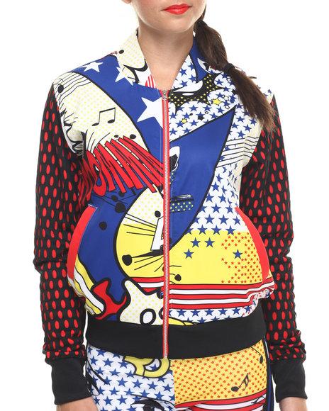 Adidas - Women Multi Rita Ora Super Track Jacket