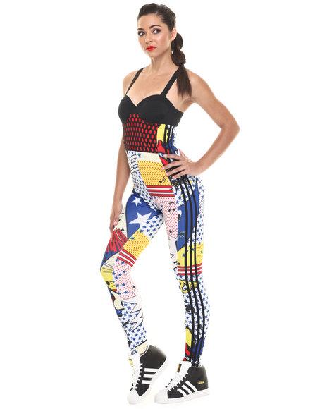 Adidas - Women Multi Rita Ora Super Jumpsuit