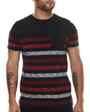 Buyers Picks - Mission Stripe crewneck s/s tee