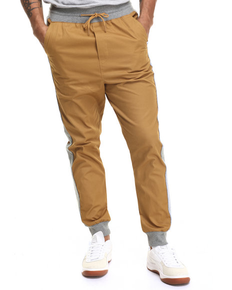 Puma - Men Tan Seasonal Sweatpants