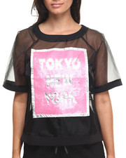 Short-Sleeve - Tokyo to New York Top