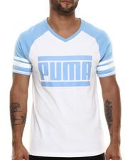 Puma - Signature Varsity S/S Tee