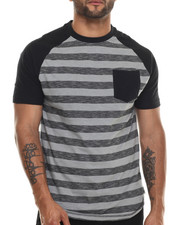 Men - Team tribal pocket tee