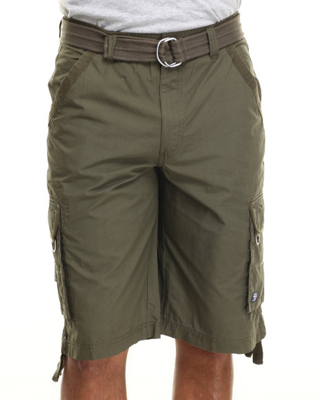 Ur-ID 216541 Buyers Picks - Men Olive Special Ops Cargo Shorts