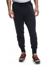 Men - Printed Drop - Crotch Sweatpants