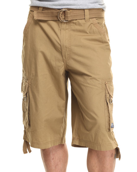 Ur-ID 216568 Buyers Picks - Men Tan Special Ops Cargo Shorts