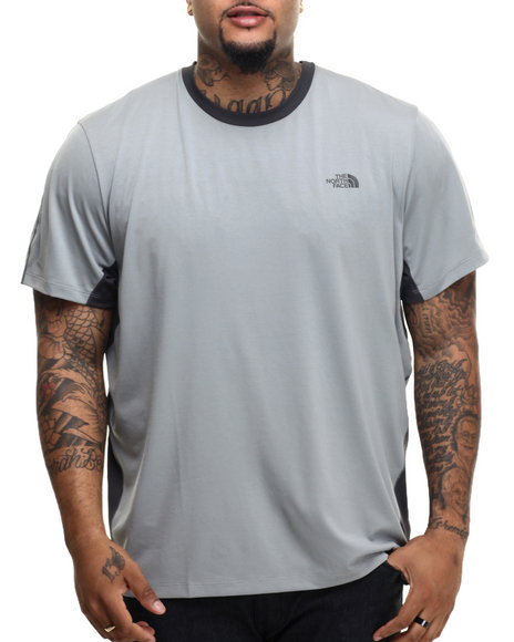 Ur-ID 216595 The North Face - Men Grey Ampere S/S Crew Tee