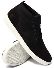 Shoes - Groveton Leather / Fabric Chukka Sneaker