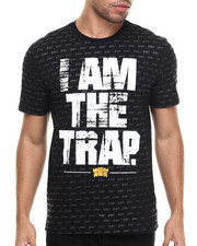 S - M - W - I Am the Trap S/S Tee