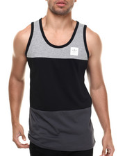 Men - Bared 3 Tank Top