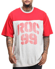 Rocawear - Color-Block S/S Tee (B&T)