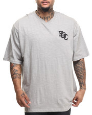 Men - Slub S/S V-Neck Tee (B&T)