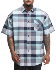 Big & Tall - Windsor S/S Button-down (B&T)
