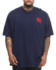 Big & Tall - Slub S/S V-Neck Tee (B&T)