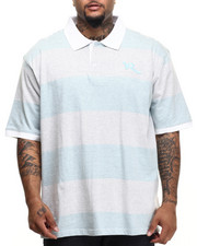 Rocawear - Striped Polo (B&T)