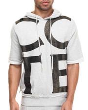 T-Shirts - Cote Script S/S Hoodie