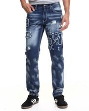 Heritage America - Distressed Denim Jeans