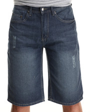 Akademiks - Rector Denim Shorts
