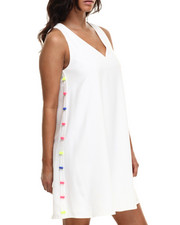 Women - Candy Dress w/Side Details