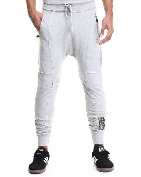 Ur-ID 216648 Cote De Nuits - Men Grey Cote Basic Jogger