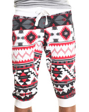Men - Quan Print jogger short