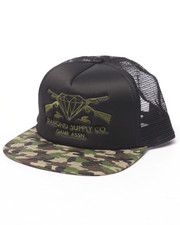 Men - Diamond Game Assn. Snapback hat