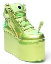Sneakers - Qozmo Alien Platform Sneaker