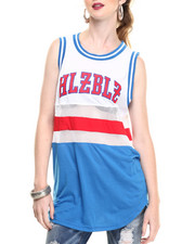 Women - Ball Player Tank