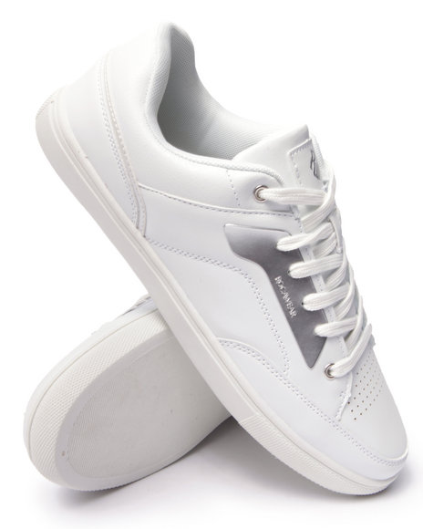 Rocawear - Men White Plated Lowtop Sneaker