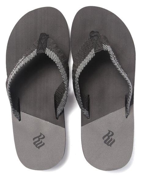 Rocawear Black Sandals