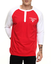 Long-Sleeve - Slugger Knit Raglan