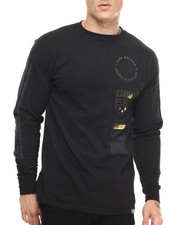 Men - GOLD SEAL L/S TEE
