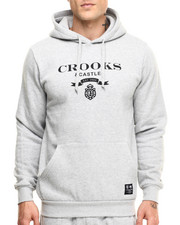 Crooks & Castles - High Class Hooded Pullover