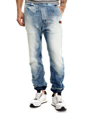 Denim - Laughing Clowns Denim Jogger