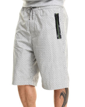Men - Tic Print Jogg Short